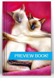 Siamese Cat Notebook