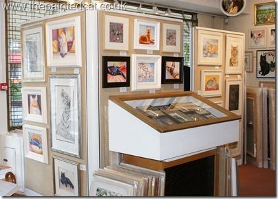 Society Of Feline Artists Show 2011