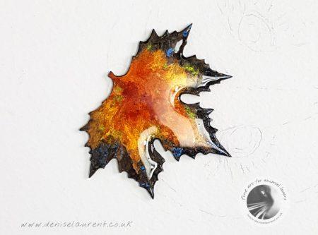 Leaf Gothic No 5