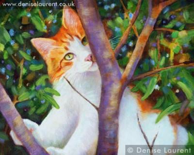 tree-hugger-cat-painting-dlaurent