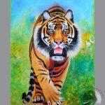 Strolling Tiger